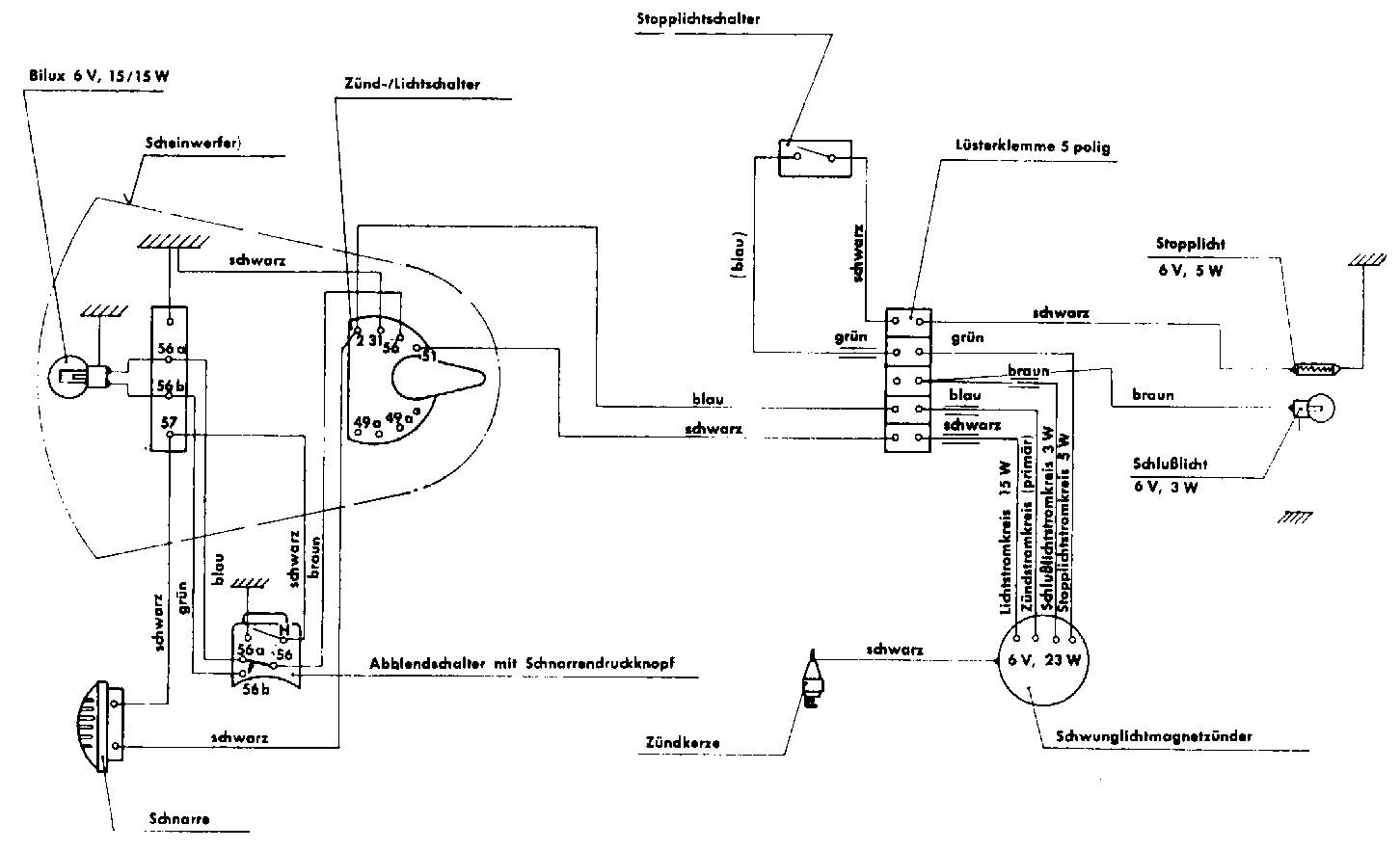 -74 Yamaha Dt Wiring Diagram on
